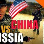 Novi pogledi na Srednju Europu iz Njemačke, SAD-a, Rusije i Kine
