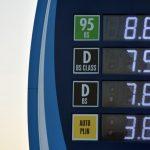 Promjena cijena nafte za mjesec svibanj