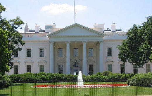 bijela kuća foto