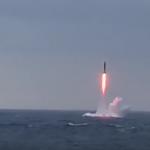 """Ruski napadi krstarećim raketama """"Kalibr"""" na ISIL-ove snage u blizini Palmire (Video)"""