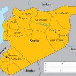 Vojno stanje u Siriji od 5.-12. kolovoza 2017. g.