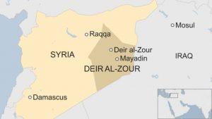 Sirijska vojska ušla u zapadne dijelove Mayadina, a Pentagon i rusko MO se svađaju tko ima veću ulogu u borbi protiv terorizma