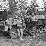 CRTICE IZ VOJNE POVIJESTI: Dva života Wehrmachtova oklopnog transportera Sd.Kfz. 251