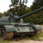Tenk T-55 i dalje u igri