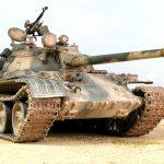 Ruski tenk T-55 i dalje u igri